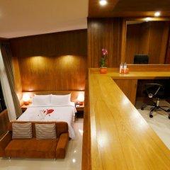 Отель Chabana Resort Пхукет в номере
