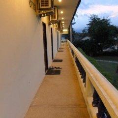 Отель Andaman Seaside Resort 3* Семейный номер Делюкс с двуспальной кроватью