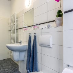 Апартаменты Pension 1A Apartment Стандартный номер с двуспальной кроватью фото 12