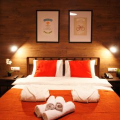 LiKi LOFT HOTEL 3* Улучшенный номер с различными типами кроватей фото 7