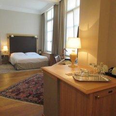 Hotel le Dixseptieme 4* Стандартный номер с различными типами кроватей фото 6