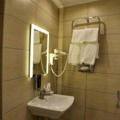 Отель City Pension 4* Стандартный номер с различными типами кроватей фото 18