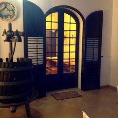 Отель B&B La Pomelia Агридженто приотельная территория