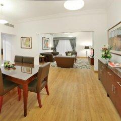 Golden Sands Hotel Sharjah 4* Апартаменты фото 12