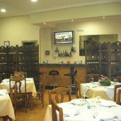 Отель Hostal Galicia Монфорте-де-Лемос питание фото 3