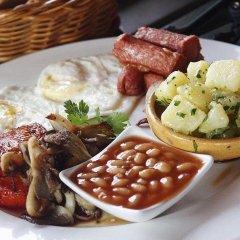 Отель Hillburi питание фото 3