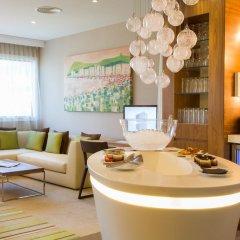 Отель Hilton Barcelona 4* Представительский люкс с различными типами кроватей фото 4