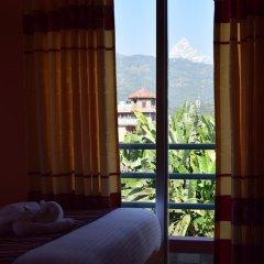 Отель Blossom Непал, Покхара - отзывы, цены и фото номеров - забронировать отель Blossom онлайн балкон