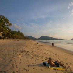 Отель Magnific Guesthouse Patong пляж фото 2