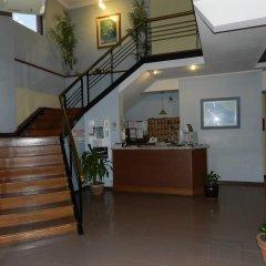 Hotel Riberas Сан-Николас-де-лос-Арройос интерьер отеля