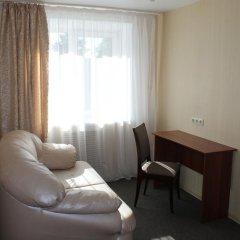 Гостиница AMAKS Центральная Стандартный номер 2 отдельными кровати фото 13
