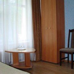 Гостиница Талисман Стандартный номер с двуспальной кроватью фото 12