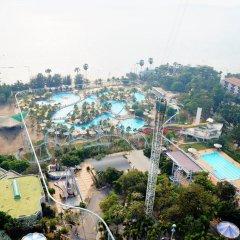 Отель Pattaya Park Beach Resort 4* Номер Делюкс фото 4