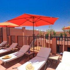 Отель Riad Zen House Марракеш бассейн