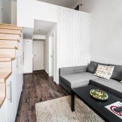 Отель Erzsébet Apartmanok Апартаменты с различными типами кроватей фото 7