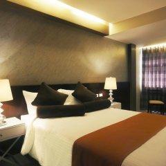 Grace Crown Hotel 3* Номер Делюкс с различными типами кроватей фото 2