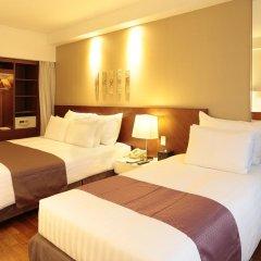 Best Western Premier Hotel Kukdo 4* Семейный номер Премьер с двуспальной кроватью фото 2
