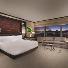 Vdara Hotel & Spa at ARIA Las Vegas 5* Люкс с двуспальной кроватью фото 7