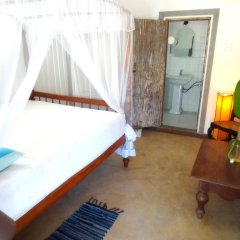 Отель French Lotus Unawatuna Guest House 3* Стандартный номер фото 4
