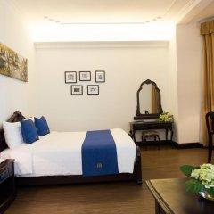 Hoa Binh Hotel 3* Улучшенный номер с различными типами кроватей фото 4