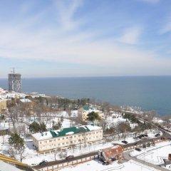 Апартаменты Arcadia Palace Апартаменты с видом на море пляж