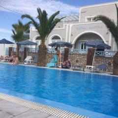 Alkyon Hotel бассейн