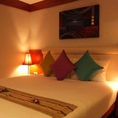 Отель Baumancasa Beach Resort 3* Номер Делюкс с двуспальной кроватью