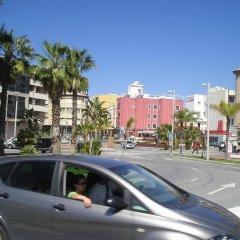 Отель Nuevo Tropical парковка