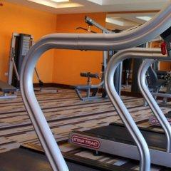 Отель Aparts Nordelta Тигре фитнесс-зал фото 2