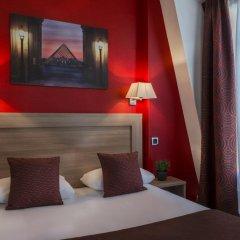 Отель My Hôtel In France Marais 3* Стандартный номер с различными типами кроватей фото 4