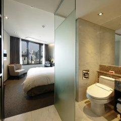 Отель Ramada Encore Seoul Magok 3* Стандартный номер с различными типами кроватей фото 3