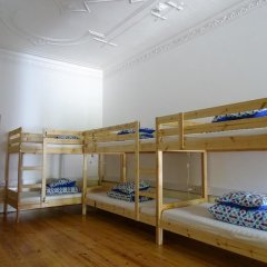 O2 Hostel Кровать в общем номере двухъярусные кровати фото 11
