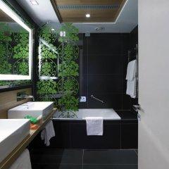 Отель Wyndham Rome Midas 4* Улучшенный номер с различными типами кроватей фото 5
