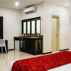 Tanoa Waterfront Hotel 3* Улучшенный номер с различными типами кроватей фото 7