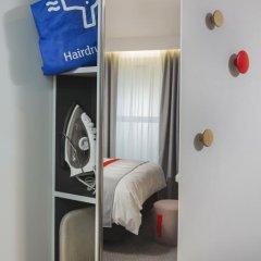 Отель Holiday Inn Express St. Albans - M25, Jct.22 3* Стандартный номер с различными типами кроватей фото 4