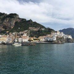 Отель Amalfi Design Sea View Италия, Амальфи - отзывы, цены и фото номеров - забронировать отель Amalfi Design Sea View онлайн приотельная территория фото 2