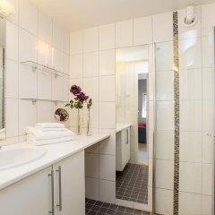 Отель Dal Gjestegaard 3* Апартаменты с различными типами кроватей фото 3