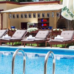 Отель Villa Mystique бассейн фото 4