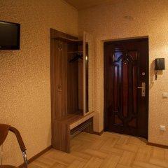 Мини-отель Бархат Номер Комфорт двуспальная кровать фото 7