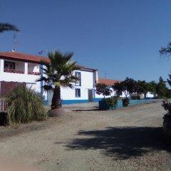 Отель Monte das Galhanas парковка