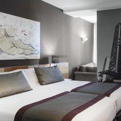 Отель Catalona Plaza Cataluña 4* Стандартный номер