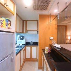 Отель Jasmine City 4* Студия Делюкс с разными типами кроватей фото 10