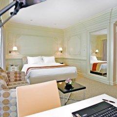 Отель Kingston Suites Bangkok 4* Улучшенный номер с различными типами кроватей фото 12