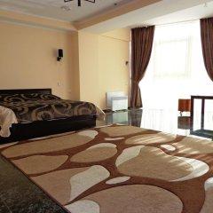 Mark Plaza Hotel 2* Улучшенные апартаменты разные типы кроватей фото 5