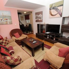 Отель Bjelica Apartments Черногория, Будва - отзывы, цены и фото номеров - забронировать отель Bjelica Apartments онлайн комната для гостей фото 2