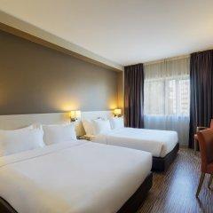 Отель HF Tuela Porto 3* Стандартный номер с различными типами кроватей фото 4