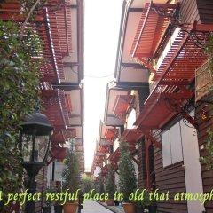 Отель Bangphlat Resort 3* Номер Делюкс фото 6