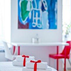 Отель Rooms Zagreb 17 4* Номер Делюкс с различными типами кроватей фото 8