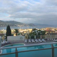 Park Hotel Suisse 4* Стандартный номер фото 4