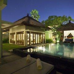 Отель Bali baliku Private Pool Villas 4* Вилла с различными типами кроватей фото 8